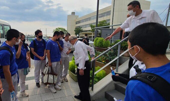 熊本県南部豪雨災害・ボランティア活動98日目