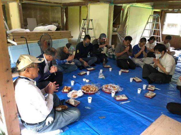熊本県南部豪雨災害・ボランティア活動102日目