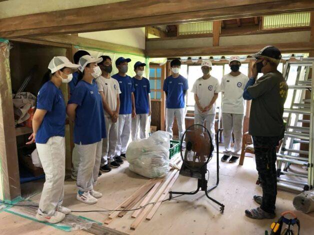 熊本県南部豪雨災害・ボランティア活動103日目